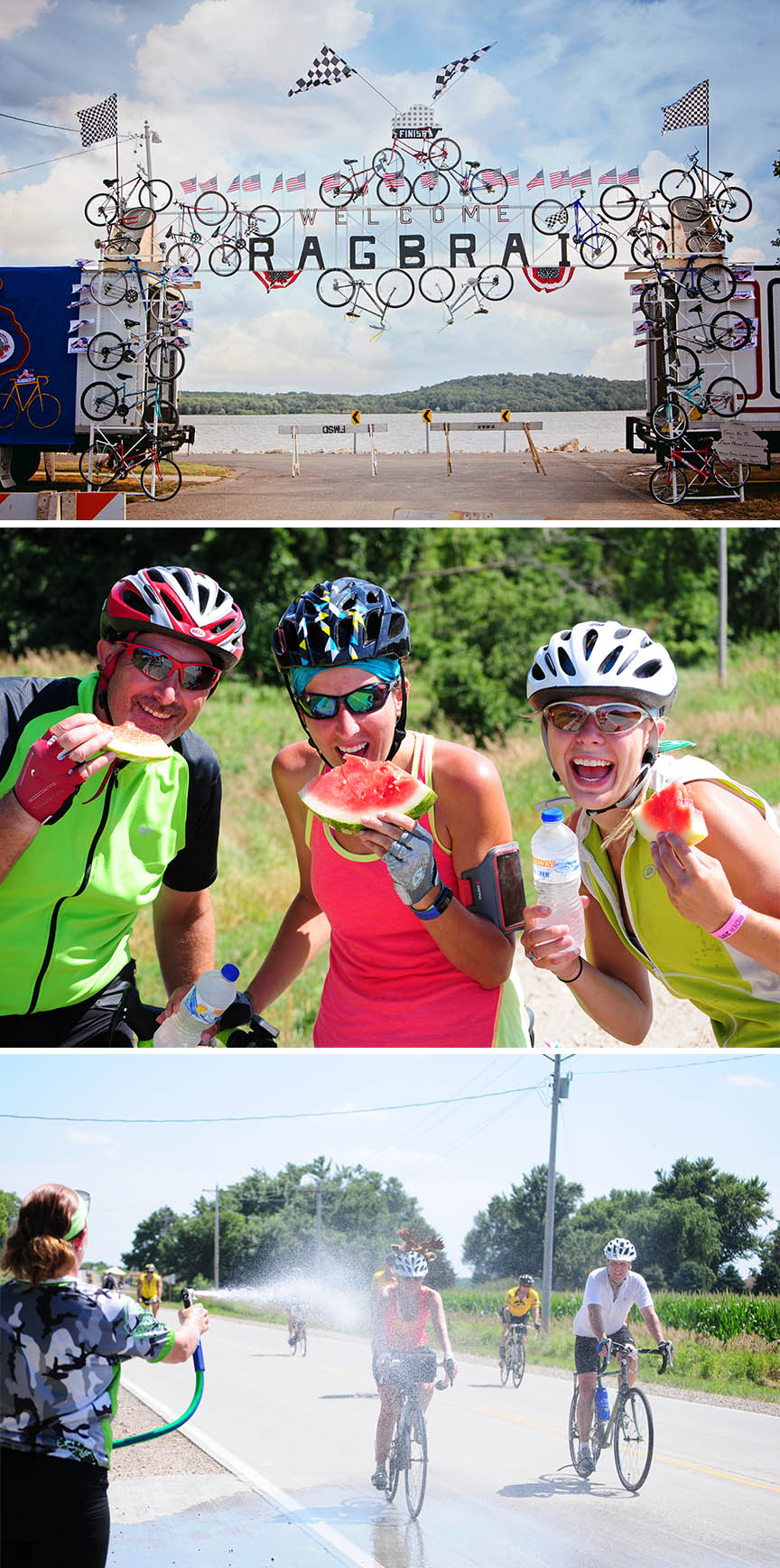 Brancel Bicycle Charters official RAGBRAI approved charter service